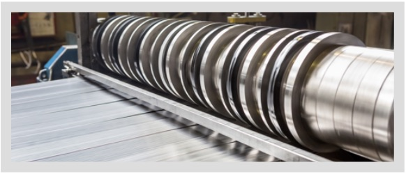 precision steel strip product