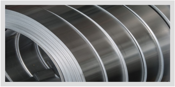 steel strip product
