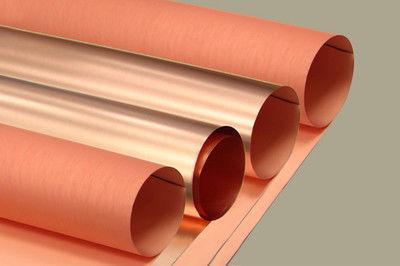 ED Copper Foil For Batteries
