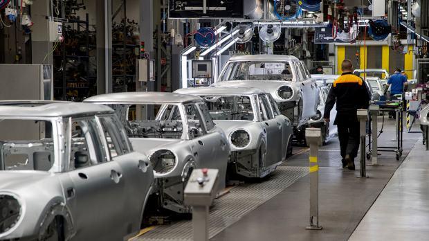 mini car factory
